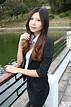 Zooey - 中文大學黑絲美腿 寫真套圖 (39P) FUN一下-最有趣的新聞,最火辣的正妹聚集地