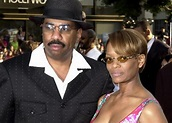 Steve Harvey's ex-wife, compares his alleged infidelity to ...