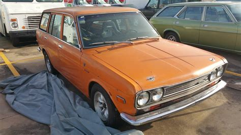 Datsun 510 For Sale by 1972 Datsun 510 Wagon For Sale By Owner In Houston