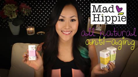 Anti Aging Skincare | All Natural | Mad Hippie - YouTube