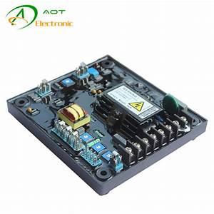 Diesel Engine Automatic Voltage Regulator Avr For Generator