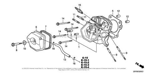Honda Engines Gxut Qae Engine Tha Vin Gcbct