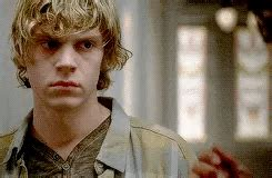 Evan peters apologized for the retweet condoning looters (youtu.be). Pin on *whistles ghoul-like*