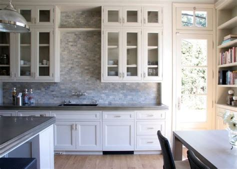 backsplash in white kitchen kitchen backsplash white cabinets my home design journey