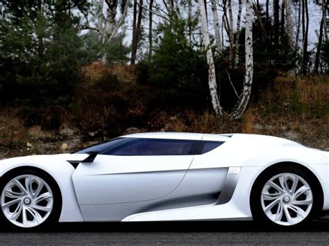 White Citroen Gt Wallpapers And Images
