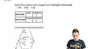 Use The Drawing Of Mo Energy Diagram To Predict The Bond