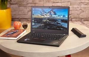 Lenovo thinkpad t470 thunderbolt — light & think with an all