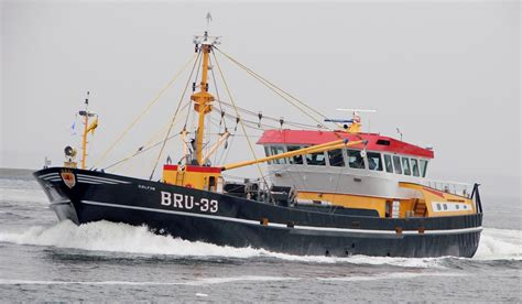 Fishing Boat Sale In Malaysia by A Complete 33 M Mussel Dredger For Dutch Account