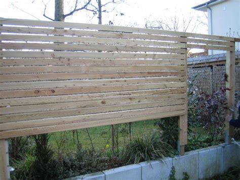 holzzaun selber bauen garten  garden design outdoor