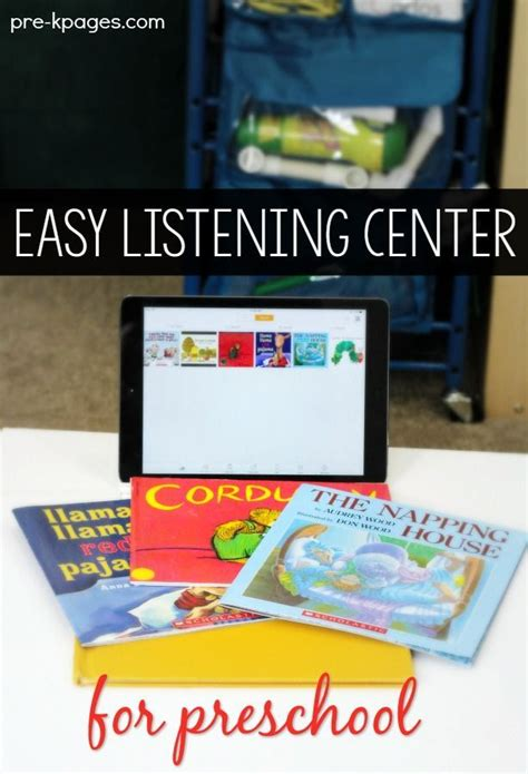 best 20 listening center organization ideas on 228 | 7e09b21af7922d0bcfd5e9cf08141b98