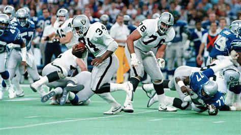 Bo Jackson, Brian Bosworth reunite, recall 1987 Raiders