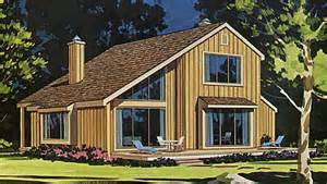 Home Shed Roof House Plans