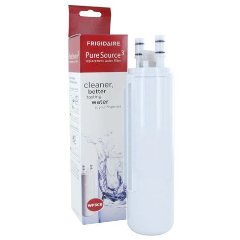 electrolux refrigerator wf3cb puresource3 water filter