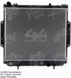 2002 Jeep Grand Cherokee Radiator