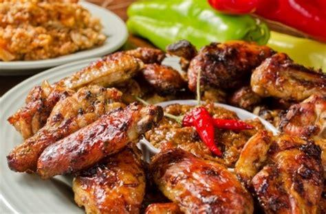 cuisine chinoise poisson recette poulet jamaïcain chicken