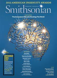 Smithsonian Magazine — The December issue of Smithsonian ...