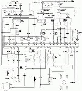 1994 Toyota Camry Service Wiring Diagram Parts