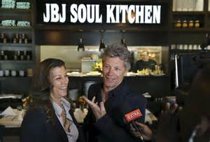 Bon Jovi opens hunger center in shore town hit hard by ...