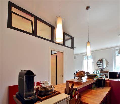 ouverture cuisine salon ouverture entre cuisine et salon maison design bahbe com