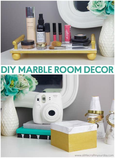 diy marble room decor   craft   day