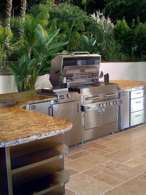 ideas for outdoor kitchens outdoor kitchen ideas diy