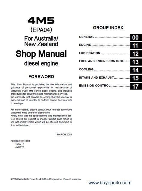 small engine repair manuals free download 1995 mitsubishi truck navigation system mitsubishi fuso canter truck workshop repair manual pdf