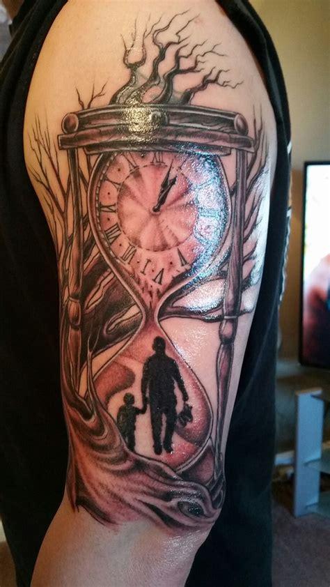 Best 25+ Hourglass Tattoo Ideas On Pinterest Hourglass