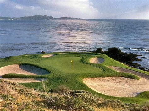 Pebble Beach 2019 US Open Golf