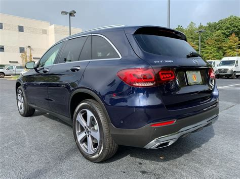 Gas 2.0l inline 4 turbocharged, all wheel drive. New 2021 Mercedes-Benz GLC GLC 300 AWD 4MATIC®