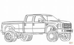 Ford truck coloring pages download free coloring sheets for Ford f 150 download