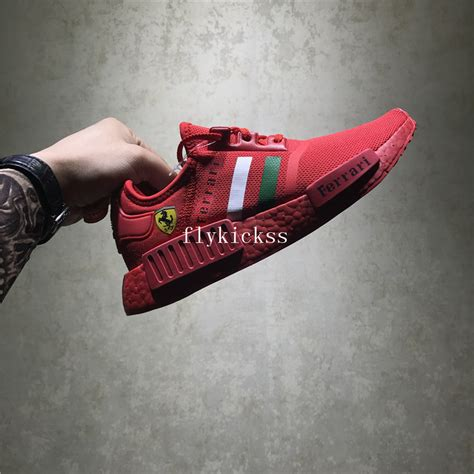 Free shipping options & 60 day returns at the official adidas online store. Ferrari X Adidas NMD XR1 Red BA7788 : www.flykickss.net ...