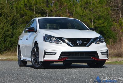 nissan sentra 2017 2017 nissan sentra nismo review test drive