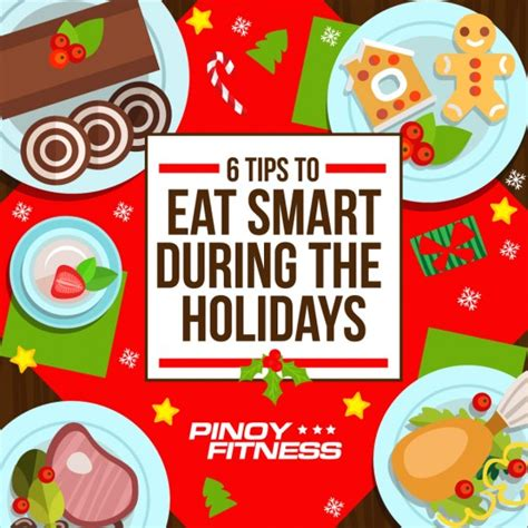 6 Tips To Eat Smart During The Holidays  Pinoy Fitness