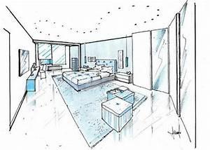 Camera da letto di 40 mq: idea di progetto in azzurro