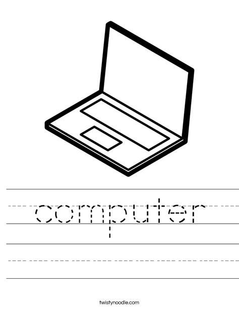 12 best of label computer parts worksheet labeled