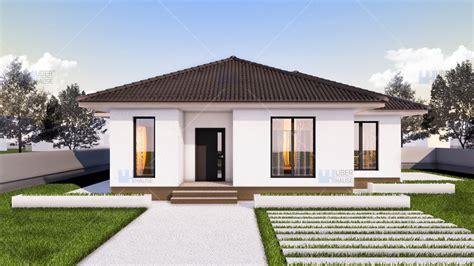 Proiecte De Casa proiect casa parter 97 mp ema