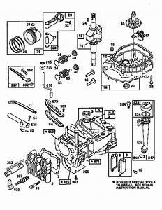 Briggs  U0026 Stratton Engine