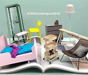Catalogue Ikéa 2016 : catalogue ikea 2016 d couvrez le en avant premi re ~ Nature-et-papiers.com Idées de Décoration