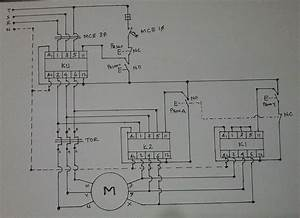 Wiring Diagram Star Delta Connection In 3 Phase Induction Motor Endear Wiring Diagram Star Delta