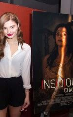 STEFANIE SCOTT at Insidious Chapter 3 Trailer Launch Event ...