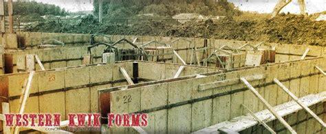 duraform concrete forms calgary concrete forms accessories western kwik forms