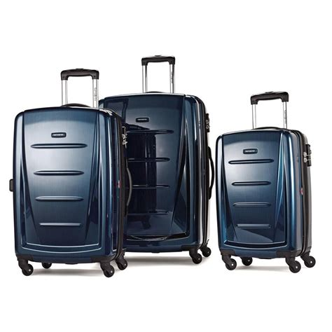 Samsonite Luggage Winfield 2 Fashion 3 Piece Spinner Set ...