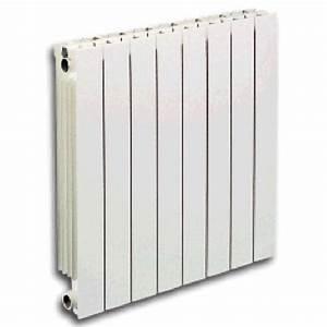 Radiateur Largeur 50 Cm : radiateur chauffage central vip 10 l ments blanc cm ~ Premium-room.com Idées de Décoration