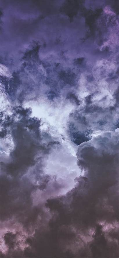 Iphone Clouds Wisteria Wallpapers Cloud Pro Ilikewallpaper