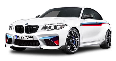 Bmw M2 Coupe White Car Png Image Pngpix