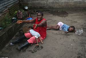Photos show the effects of Ebola on Liberia victims and ...