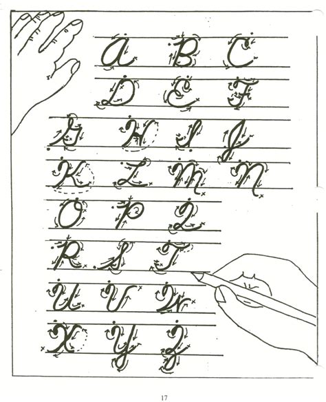 How To ? How To Write A Cursive P