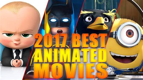 Best 2017 Animated Movies