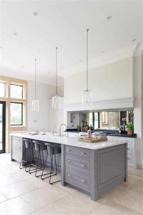 open plan kitchen island best 25 two toned cabinets ideas on two tone 3747