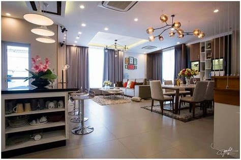 Penthouse Sunrise City District 7 For Sale With Very Nice